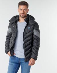 material Men Duffel coats Puma BMW MMS MCS PACKLITE JACKET Black