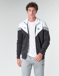 material Men Blouses Puma BMW MMS MCS SWEAT JACKET Black