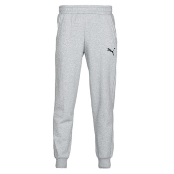 material Men Tracksuit bottoms Puma ESS Logo Pants FL cl Grey
