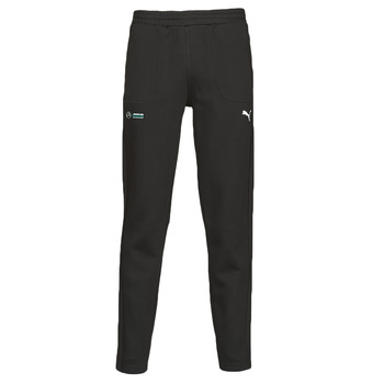 material Men Tracksuit bottoms Puma MAPM SWEAT PANTS Black