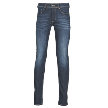 material Men Skinny jeans Diesel SLEENKER Blue / 009ey