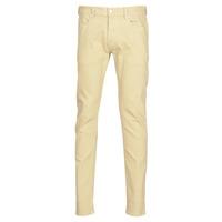 material Men slim jeans Diesel D-LUSTER Beige