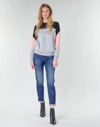 material Women straight jeans Diesel JOY Blue