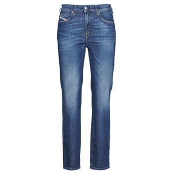 material Women straight jeans Diesel JOY Blue / 009et