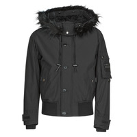 material Men Parkas Diesel W-JAMES Black