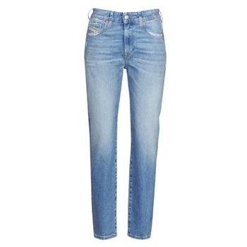 material Women slim jeans Diesel D-JOY Blue