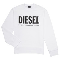 material Boy sweaters Diesel SCREWDIVISION LOGO White