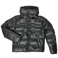 material Boy Duffel coats Diesel JSMITHYAWH Black
