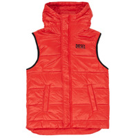 material Boy Duffel coats Diesel JSUNNY Red