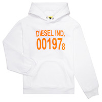 material Children sweaters Diesel SGIRKHOOD White
