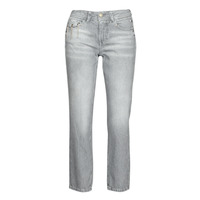 material Women straight jeans Freeman T.Porter LOREEN DENIM Grey