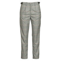 material Women 5-pocket trousers Freeman T.Porter SHELBY MERCURY Grey