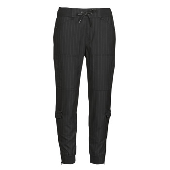 material Women 5-pocket trousers Freeman T.Porter CELINE SILIANO Black