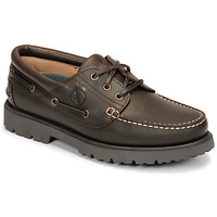 Shoes Men Mid boots Aigle TARMAC Brown