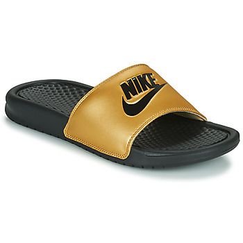 Shoes Women Sliders Nike BENASSI JDI Gold