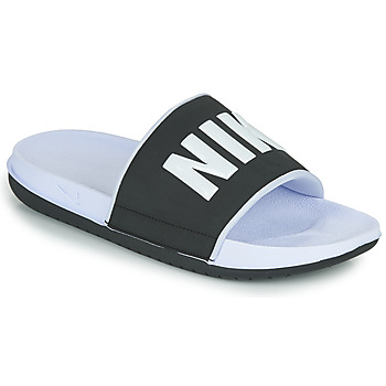 Shoes Women Sliders Nike OFFCOURT SLIDE White / Black