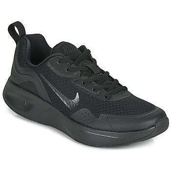 Shoes Women Multisport shoes Nike WEARALLDAY Black
