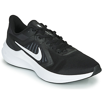 Shoes Men Running shoes Nike DOWNSHIFTER 10 Black / White