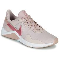 Shoes Women Multisport shoes Nike Legend Essential 2 Beige / Pink