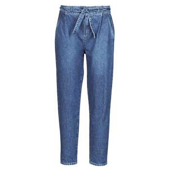 material Women 5-pocket trousers One Step FR29091_46 Blue