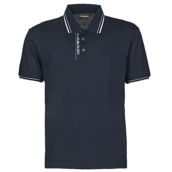 material Men short-sleeved polo shirts Emporio Armani 6H1F79 Marine