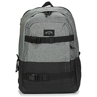 Bags Rucksacks Billabong COMMAND SKATE Grey / Black