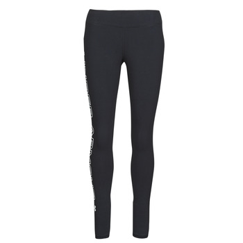material Women leggings Under Armour UA FAVORITE WM LEGGINGS Black