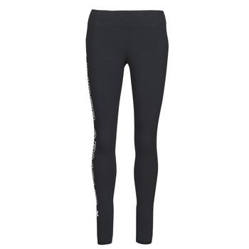 material Women leggings Under Armour UA FAVORITE WM LEGGINGS Black