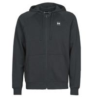 material Men sweaters Under Armour UA RIVAL FLEECE FZ Black