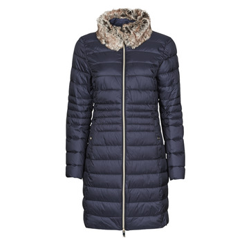 material Women Duffel coats Esprit LL* 3M THINS Blue