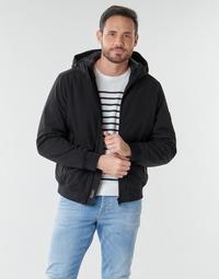 material Men Duffel coats Esprit LL 3LSOFTSHEL Black