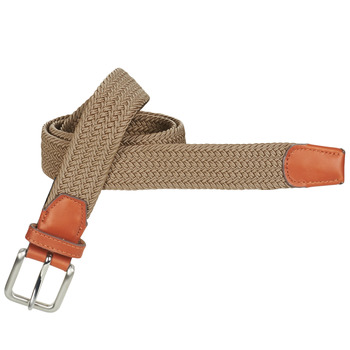 Accessorie Men Belts Jack & Jones JACSPRING Beige