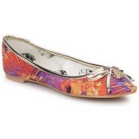 Shoes Women Ballerinas Iron Fist REINA MUERTE BALLERINA FLAT Multicoloured
