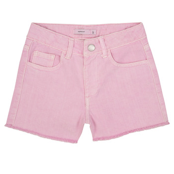 material Girl Shorts / Bermudas Name it NKFRANDI Pink