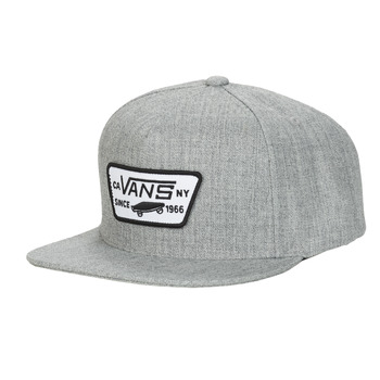 Accessorie Caps Vans FULL PATCH SNAPBACK Grey