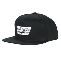 Accessorie Men Caps Vans FULL PATCH SNAPBACK Black