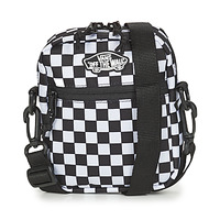 Bags Pouches / Clutches Vans STREET READY II CROSSBODY Black / White