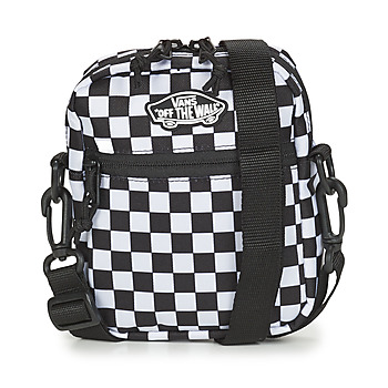 Bags Women Pouches / Clutches Vans STREET READY II CROSSBODY Black / White