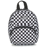 Bags Rucksacks Vans GOT THIS MINI BACKPACK Black / White