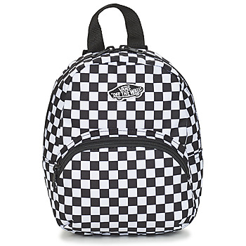 Bags Rucksacks Vans GOT THIS MINI BACKPACK  black / White / Checkerboard