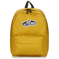 Bags Rucksacks Vans REALM BACKPACK Yellow