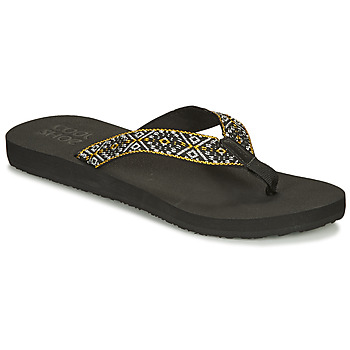 Shoes Women Flip flops Cool shoe CONEY Black