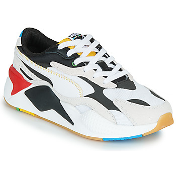 Shoes Low top trainers Puma RS-X3 Unity Collection White / Black / Red