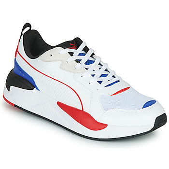 Shoes Men Low top trainers Puma X-RAY White / Blue / Red