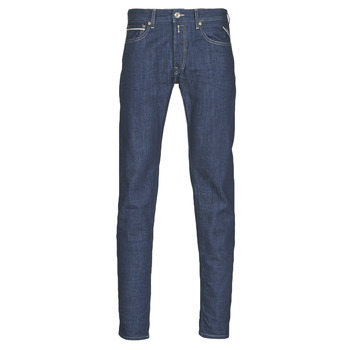 material Men straight jeans Replay GROVER Blue / Dark