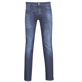 material Men slim jeans Replay ANBASS / HYPERFLEX Blue / Dark