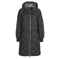 material Women Duffel coats Replay W7610 Black