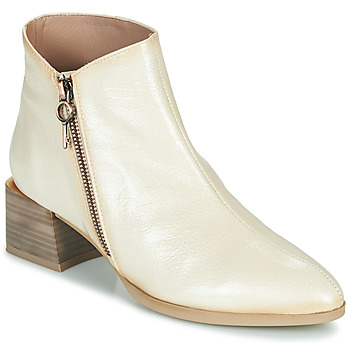 Shoes Women Ankle boots Hispanitas ALPES Beige