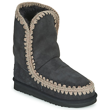 Shoes Women Mid boots Mou ESKIMO 24 Black
