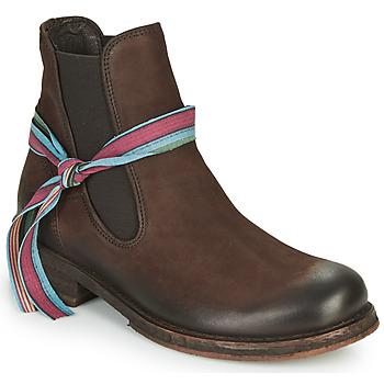 Shoes Women Mid boots Felmini COOPER Brown